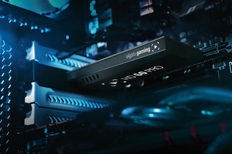 Elgato HD60 PRO eingebaut